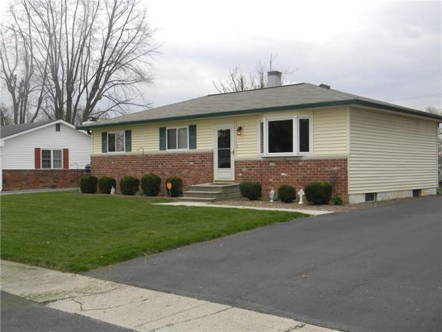 3437 S Royal Oak Drive, Indianapolis, IN 46227 (MLS #21559394) :: The Evelo Team