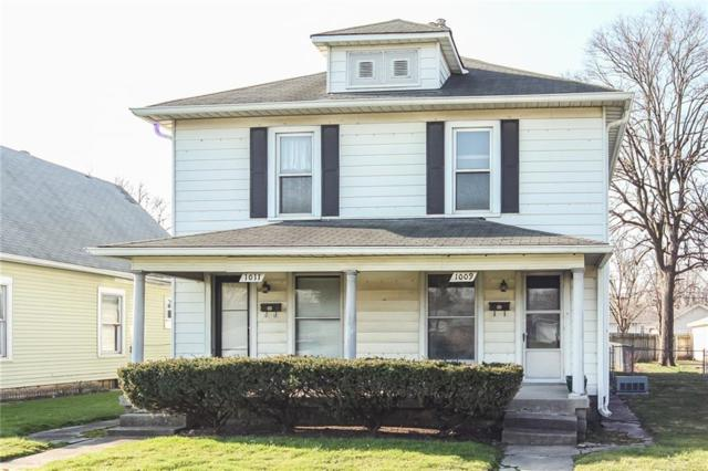 1009 E Raymond Street, Indianapolis, IN 46203 (MLS #21559395) :: Indy Plus Realty Group- Keller Williams