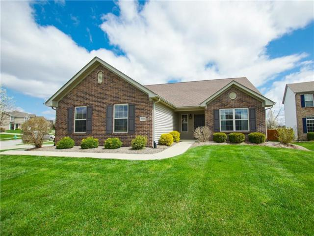7739 Highridge Drive, Indianapolis, IN 46259 (MLS #21559404) :: RE/MAX Ability Plus