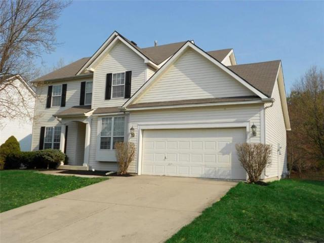 12408 Geist Cove Drive, Indianapolis, IN 46236 (MLS #21559420) :: The Evelo Team