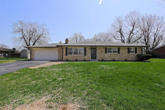 451 Green Valley Drive, Greenwood, IN 46142 (MLS #21559428) :: The Evelo Team