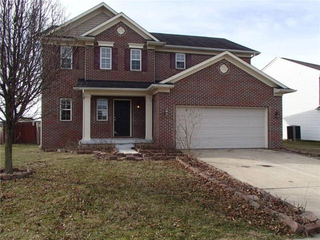 11445 Pace Court, Indianapolis, IN 46229 (MLS #21559433) :: The Evelo Team