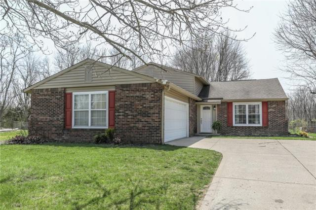 575 Penright Court, Indianapolis, IN 46217 (MLS #21559439) :: The Evelo Team