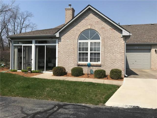 5778 Quail Crossing Drive, Indianapolis, IN 46237 (MLS #21559446) :: The Evelo Team