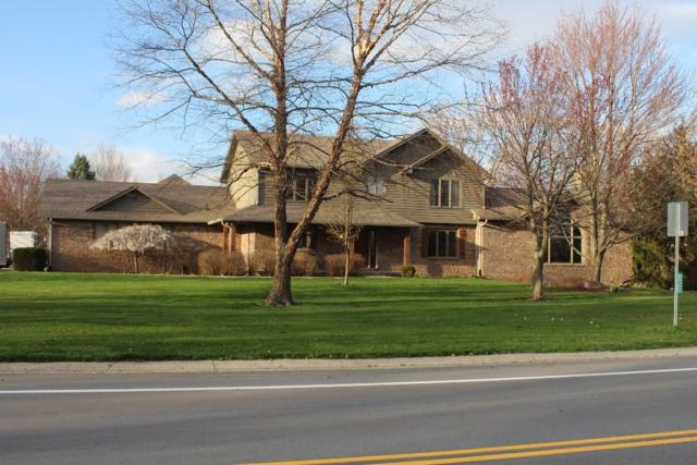 300 E Greyhound Pass, Carmel, IN 46032 (MLS #21559461) :: The Evelo Team