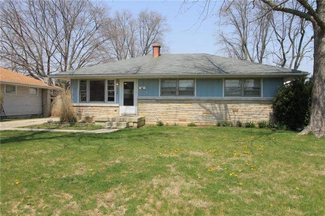 7730 E 49th Street, Indianapolis, IN 46226 (MLS #21559517) :: The Evelo Team