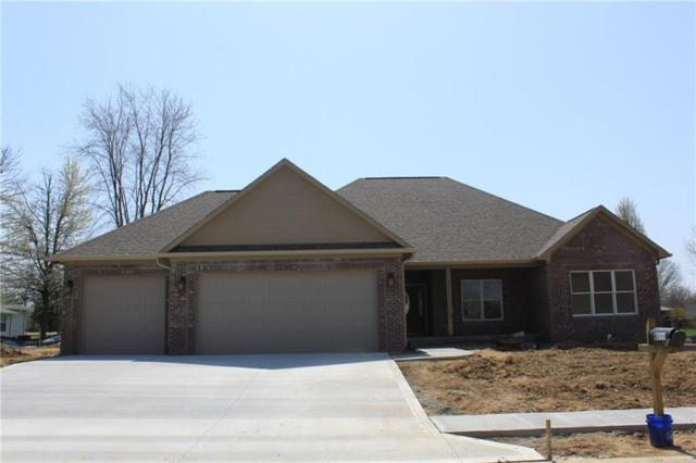 8211 Spring Valley Drive, Plainfield, IN 46168 (MLS #21559519) :: AR/haus Group Realty