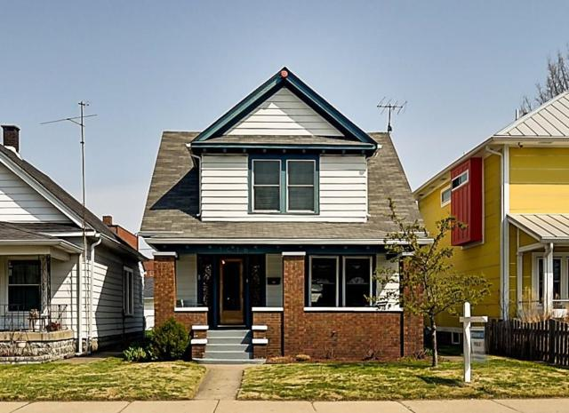 1016 E Morris Street, Indianapolis, IN 46203 (MLS #21559599) :: HergGroup Indianapolis
