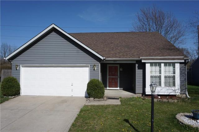 5033 Shadow Pointe Drive, Indianapolis, IN 46254 (MLS #21559612) :: The Evelo Team