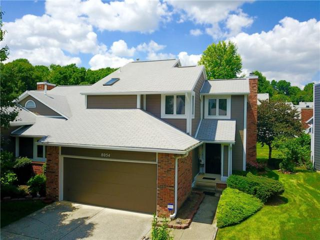 8054 Talliho Drive, Indianapolis, IN 46256 (MLS #21559622) :: Indy Plus Realty Group- Keller Williams