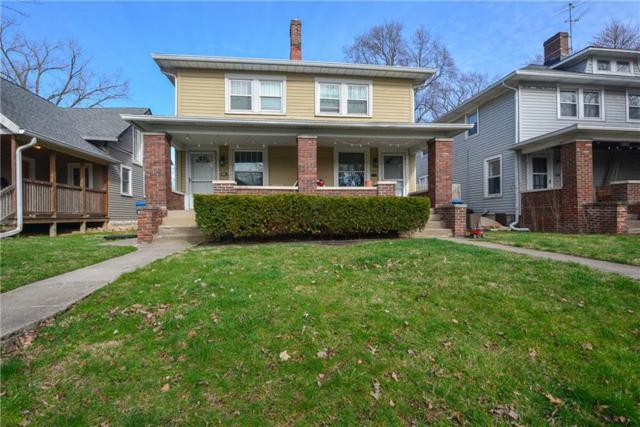 5121 N College Avenue, Indianapolis, IN 46205 (MLS #21559659) :: Indy Plus Realty Group- Keller Williams