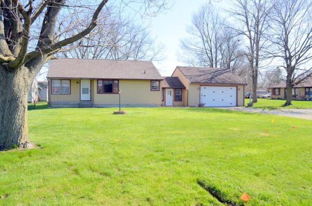 813 W 53rd Street, Anderson, IN 46013 (MLS #21559690) :: The Evelo Team