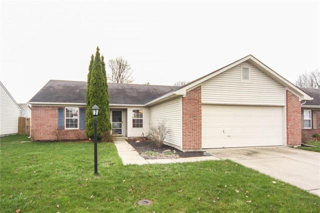 95 W Flat Rock Drive, Westfield, IN 46074 (MLS #21559702) :: HergGroup Indianapolis