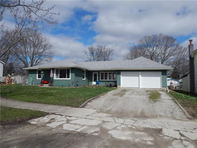 126 Illinois Street, Shirley, IN 47384 (MLS #21559748) :: Indy Plus Realty Group- Keller Williams