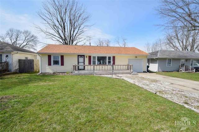 3909 N Glenwood Avenue, Muncie, IN 47304 (MLS #21559772) :: The ORR Home Selling Team