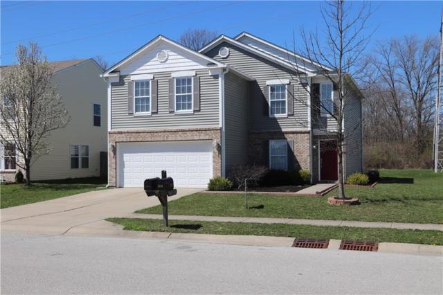 3220 Danube Way, Indianapolis, IN 46239 (MLS #21559788) :: The Evelo Team