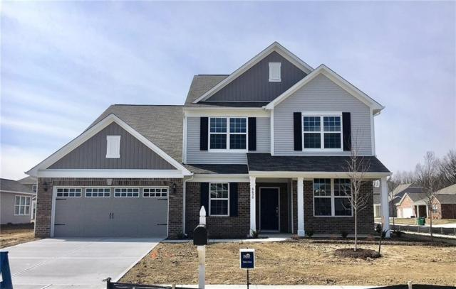 8631 River Ridge Drive, Brownsburg, IN 46112 (MLS #21559805) :: The Indy Property Source