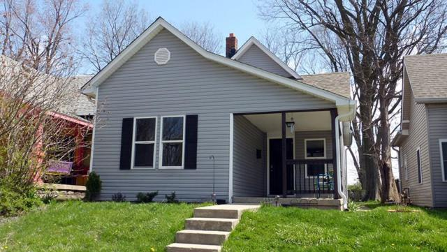 1337 Linden Street, Indianapolis, IN 46203 (MLS #21559825) :: The Evelo Team