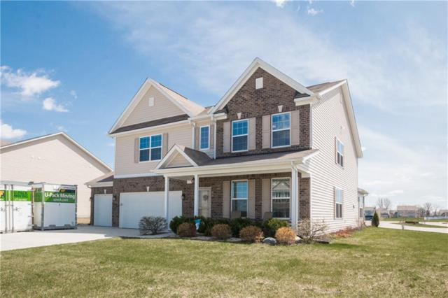 8397 Vyners Lane, Avon, IN 46123 (MLS #21559847) :: The Indy Property Source