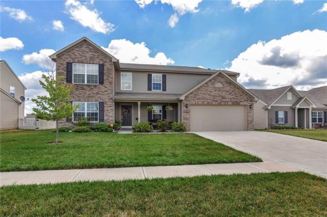 2489 Wildflower Lane, Greenwood, IN 46143 (MLS #21559852) :: Heard Real Estate Team