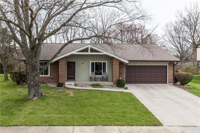 7733 Dartmouth Road, Indianapolis, IN 46260 (MLS #21559856) :: RE/MAX Ability Plus