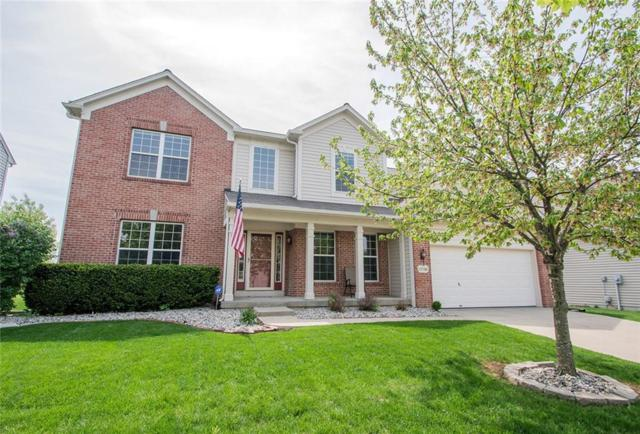 18766 Mill Grove Drive, Noblesville, IN 46062 (MLS #21559868) :: RE/MAX Ability Plus