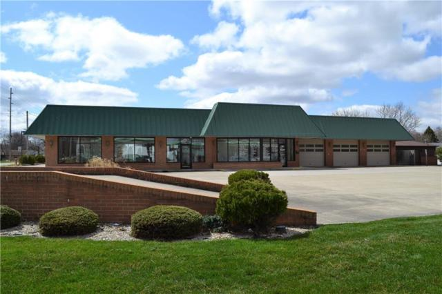 3305 Nichol Avenue, Anderson, IN 46011 (MLS #21559884) :: Mike Price Realty Team - RE/MAX Centerstone