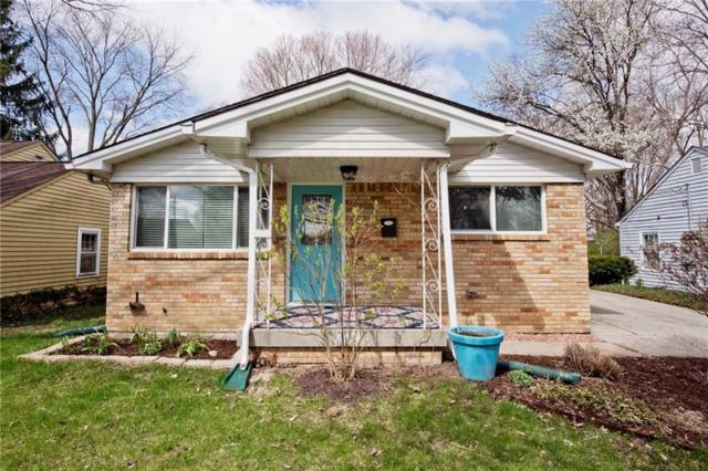 5630 Brouse Avenue, Indianapolis, IN 46220 (MLS #21559912) :: RE/MAX Ability Plus