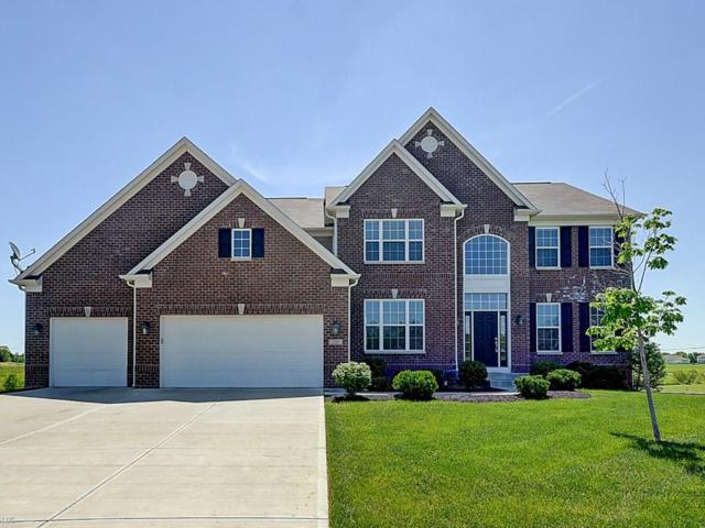 1281 Mayfair Court, Greenwood, IN 46143 (MLS #21559914) :: The Evelo Team