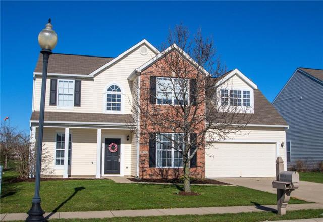 18773 Pilot Mills Drive, Noblesville, IN 46062 (MLS #21559937) :: HergGroup Indianapolis