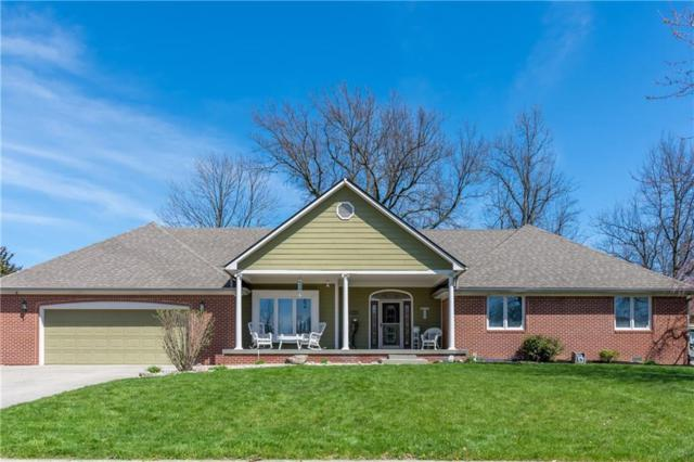1131 Buckingham Court N, Greenfield, IN 46140 (MLS #21559948) :: RE/MAX Ability Plus