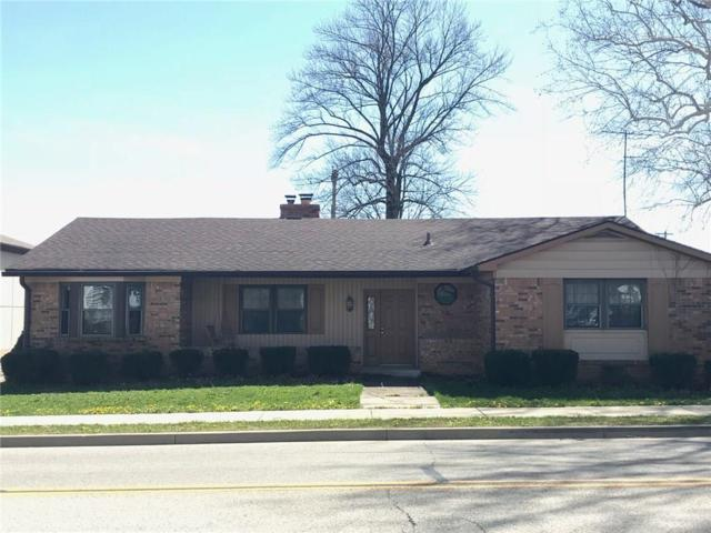 117 E Main Street, New Palestine, IN 46163 (MLS #21559952) :: RE/MAX Ability Plus