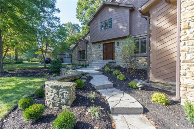 5292 Woodfield Drive, Carmel, IN 46033 (MLS #21559956) :: Indy Plus Realty Group- Keller Williams