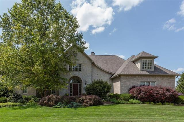 1058 Pebble Brook Drive, Noblesville, IN 46062 (MLS #21559967) :: Heard Real Estate Team