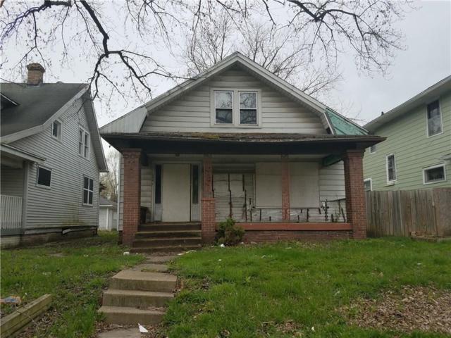 554 N Oakland Avenue, Indianapolis, IN 46201 (MLS #21559987) :: Richwine Elite Group