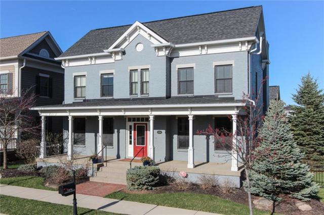 13034 Deerstyne Green Street, Carmel, IN 46032 (MLS #21559989) :: HergGroup Indianapolis