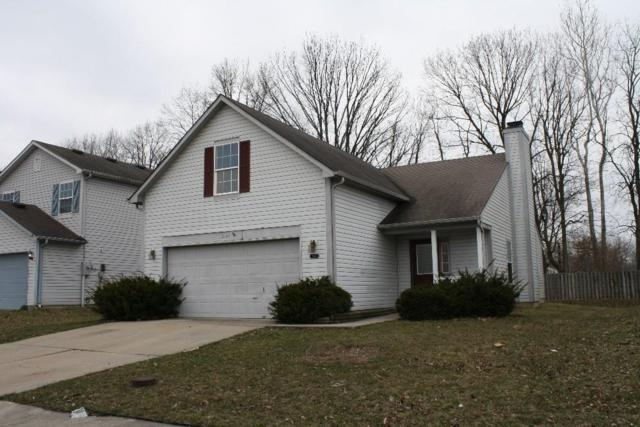 2314 Majestic Prince Drive, Indianapolis, IN 46234 (MLS #21559990) :: The ORR Home Selling Team
