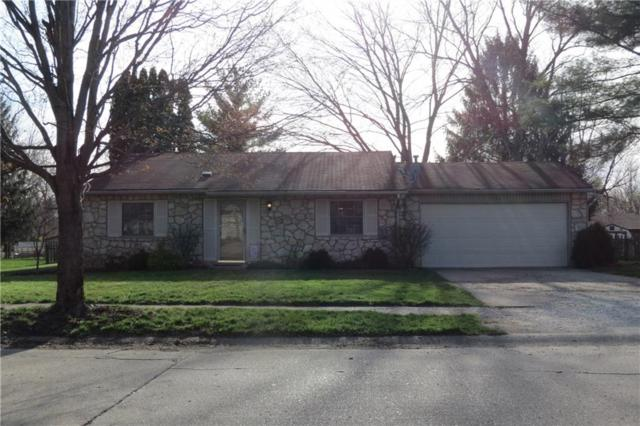 7832 Wedgefield Drive, Indianapolis, IN 46217 (MLS #21559991) :: RE/MAX Ability Plus
