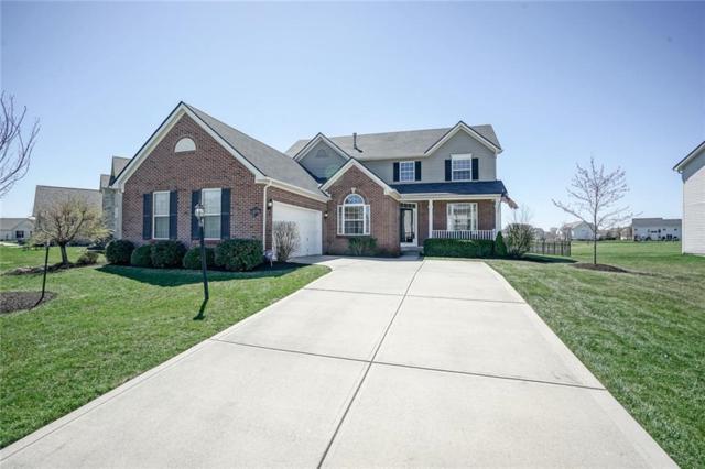 2977 Da Vinci Drive, Carmel, IN 46074 (MLS #21560007) :: Heard Real Estate Team