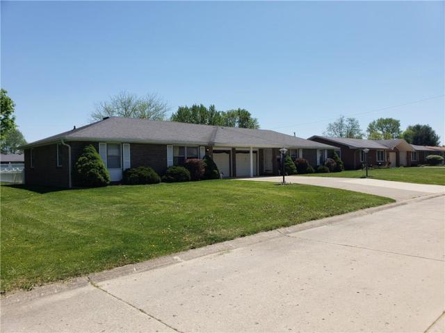 4018 Mellen Drive, Anderson, IN 46013 (MLS #21560031) :: Indy Scene Real Estate Team