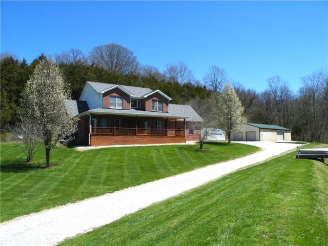 3659 Jordan Road, Martinsville, IN 46151 (MLS #21560052) :: The Indy Property Source