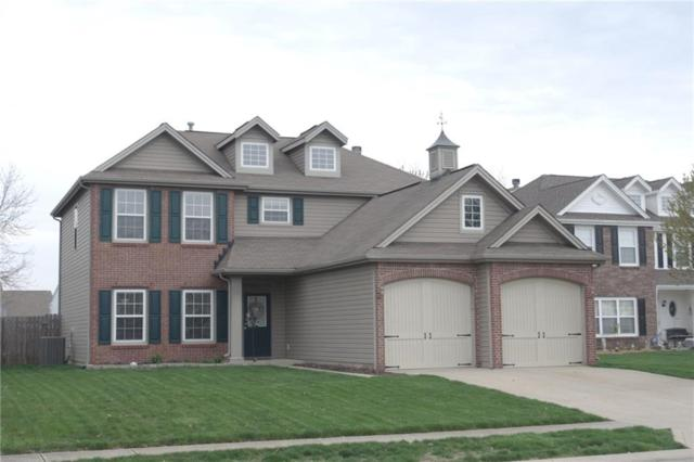 6360 E Runnymede Court, Camby, IN 46113 (MLS #21560059) :: Heard Real Estate Team