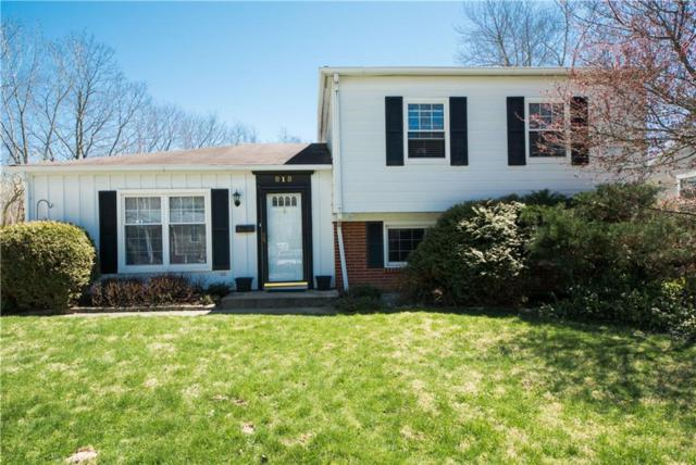 818 Avalon Lane, Chesterfield, IN 46017 (MLS #21560066) :: RE/MAX Ability Plus