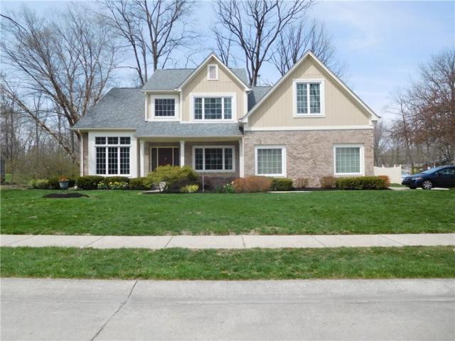5888 Manning Road, Indianapolis, IN 46228 (MLS #21560074) :: The ORR Home Selling Team