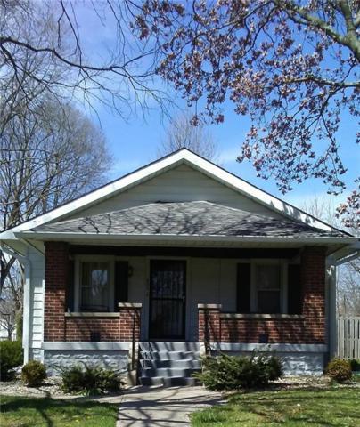 800 E Markwood Avenue, Indianapolis, IN 46227 (MLS #21560096) :: HergGroup Indianapolis