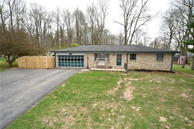 8625 Edith Street, Martinsville, IN 46151 (MLS #21560125) :: The Indy Property Source