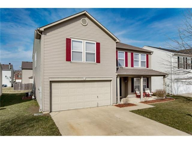 6882 Woodland Heights, Avon, IN 46123 (MLS #21560137) :: Heard Real Estate Team