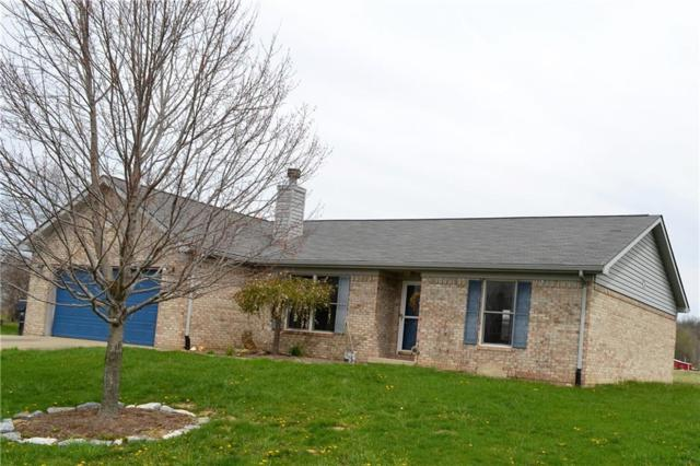 3437 Mcdaniel Drive, Martinsville, IN 46151 (MLS #21560138) :: HergGroup Indianapolis