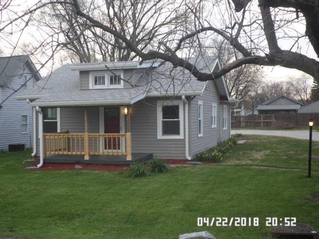 1258 Lawrence Avenue, Indianapolis, IN 46227 (MLS #21560154) :: HergGroup Indianapolis