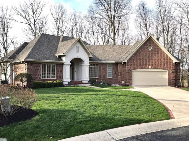 4016 Knollwood Lane, Anderson, IN 46011 (MLS #21560156) :: Mike Price Realty Team - RE/MAX Centerstone